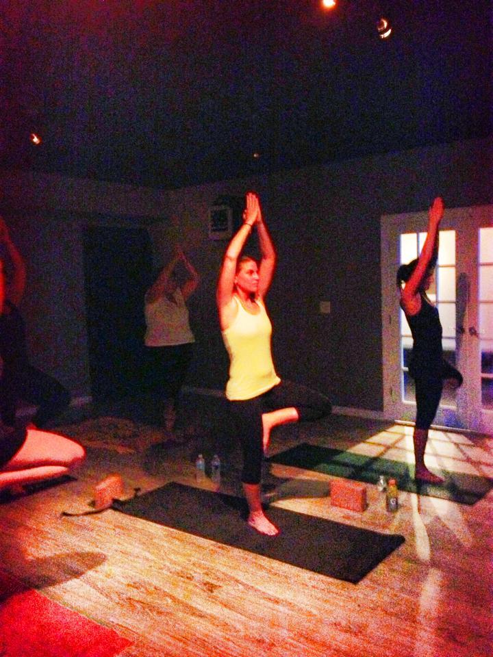 morning yoga blog